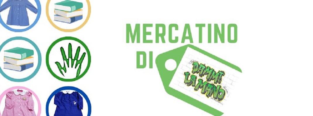 MERCATINO DI DAMMI LA MANO
